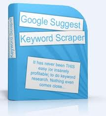 Google Suggest Keyword Scraper