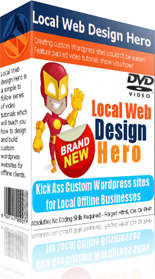 Local Web Design Hero