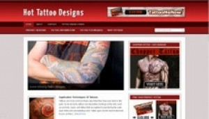 Hot Tattoo Designs Blog