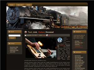 Steam Engine Theme #1