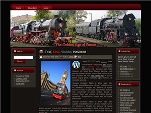 Steam Engine Theme #2