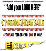 Black Friday & Cyber Monday Templates