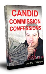 Candid Commission Confessions