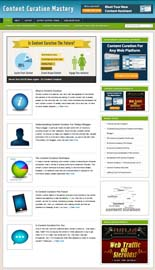 Content Curation Blog