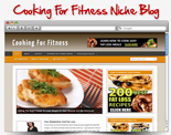 Cooking For Fitness Blog