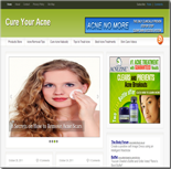Cure Acne Blog
