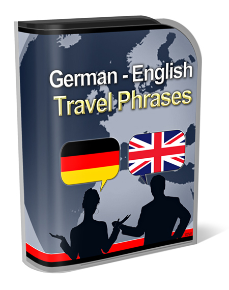 English/German Travel Phrases