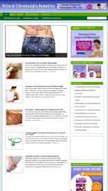Fibromyalgia Remedies Niche Blog