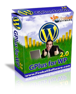 GPlus For Wordpress 2.0