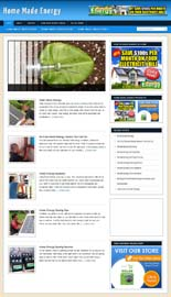 Home Energy Niche Blog