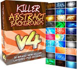 Killer Abstract Backgrounds V4