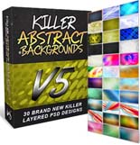 Killer Abstract Backgrounds V5
