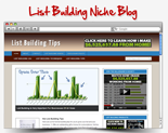 List Building Blog
