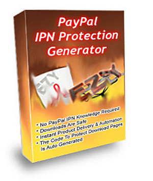 Paypal IPN Protection Generator
