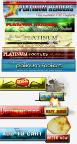 Platinum Graphics Package
