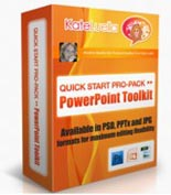 Quick Start Pro Pack PowerPoint Toolkit