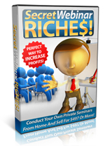 Secret Webinar Riches