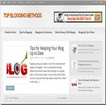 Top Blogging Methods Blog