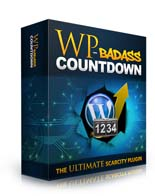 WP BadAss Countdown Plugin