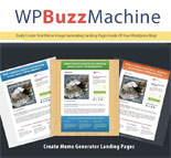 WP Buzz Machine