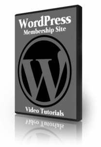 WordPress Membership Site Video Tutorials
