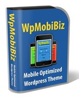WpMobiBiz WP Mobile Theme