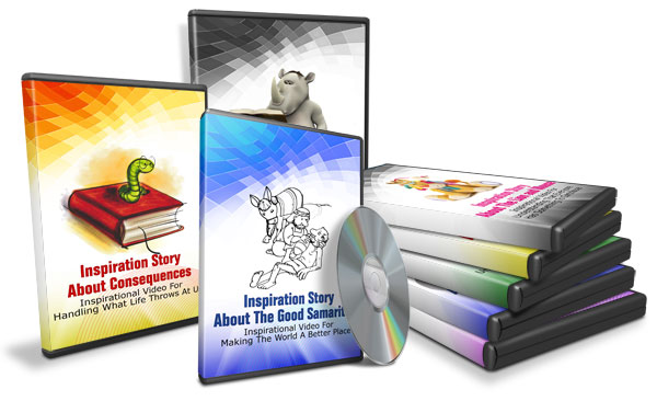 The Inspirational Stories Video Series!