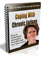 Coping With Chronic Fatigue Newsletter