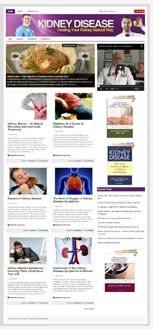 Kidney Disease Niche Blog