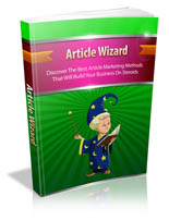 The Article Wizard