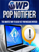 WP Pop Notifier