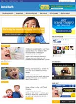 Dental Health Niche Blog