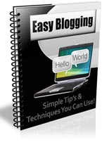 Easy Blogging Newsletter