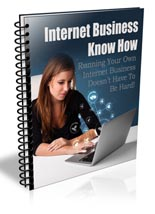 Internet Business Know How
