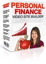 Personal Finance Video Site Builder