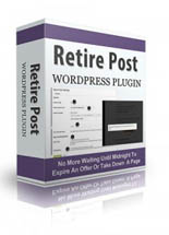 Retire Post Plugin