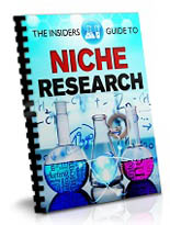 The Insiders Guide To Niche Research