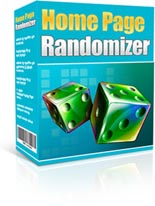 Home Page Randomizer