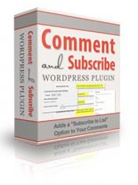 Comment & Subscribe Plugin