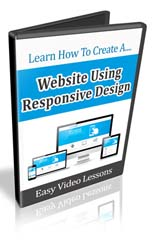 How To Set Up A Web Site Using Responsive Design