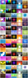 100 Backgrounds Pack