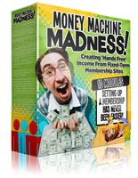 Money Machine Madness