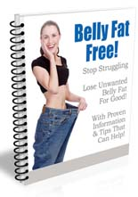 Belly Fat Free Ecourse