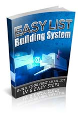 Easy List Building System