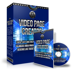 WP Video Page Creator