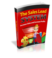 Sales Lead System