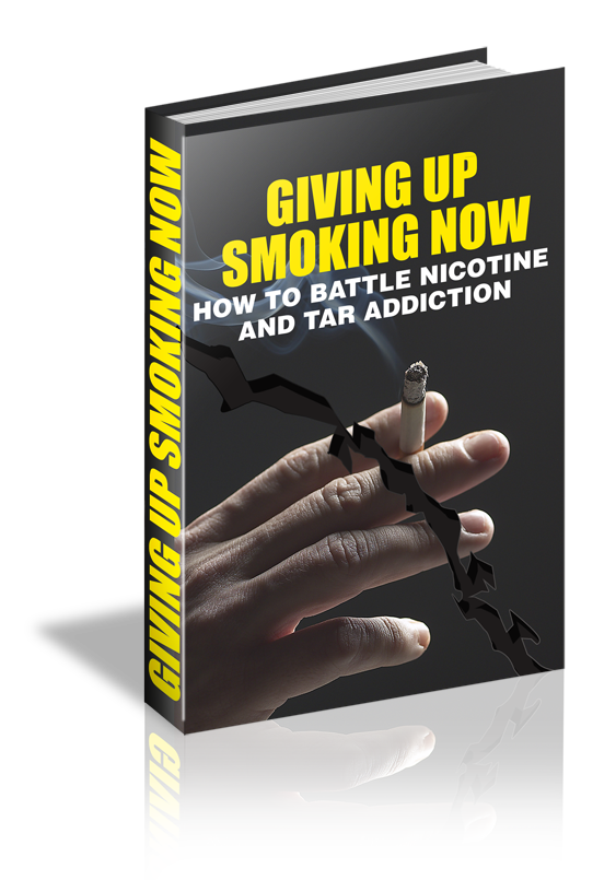 Giving Up Smoking Now