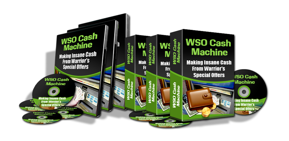 WSO Cash Machine + Advanced