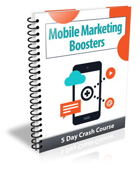 Mobile Marketing Boosters