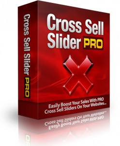 Cross Sell Slider Pro